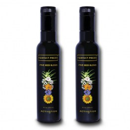 Perfect Press 5 Seed Oil Blend 250ml 2x Pack -10%