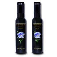 Perfect Press Flax Seed Oil 250ml 2x Pack