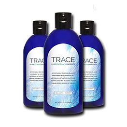 TRACE Ocean Minerals Solution - 250ml 3x Pack