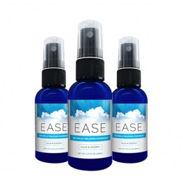 Ease Magnesium (Travel Size) - 60ml 3x Pack