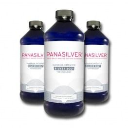 PanaSilver™ Silver Sol 473ml 3x Pack -15%