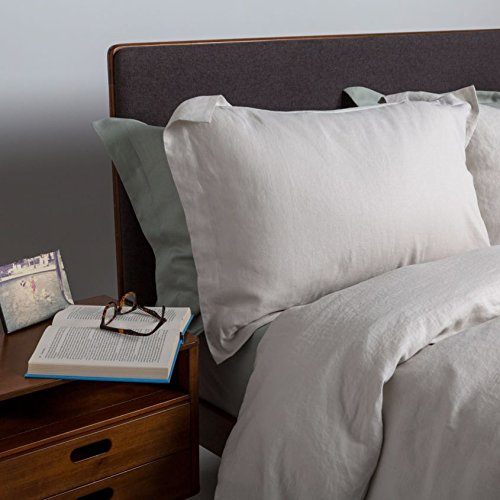 100% Pure French Linen - Natural - Duvet Cover - King