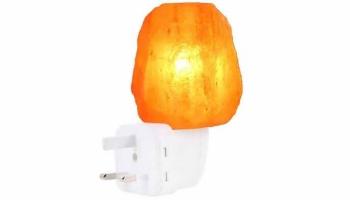 Wall Plug Salt Lamps